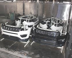 automobile exterior aggregates