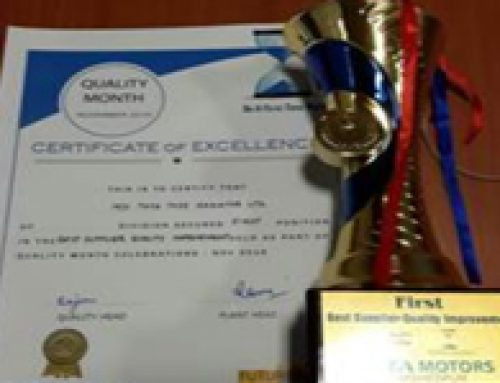 Quality Quiz Competition award – KOEL